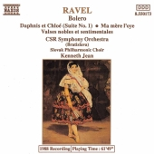 Album artwork for Ravel: Bolero, Daphnis et Chloe Suite / Jean