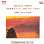 Album artwork for BRAZILIAN PORTRAIT