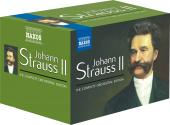 Album artwork for J.Strauss II: Complete Orchestral Edition