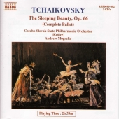 Album artwork for Tchaikovsky: The Sleeping Beauty (complete)