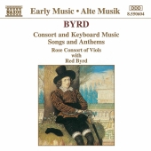 Album artwork for CONSORT AND KEYBOARD MUSIC, SONGS AND ANTHEMS