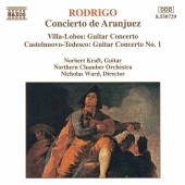 Album artwork for CONCIERTO DE ARANJUEZ