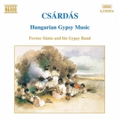 Album artwork for CSARDAS - HUNGARIAN GYPSY MUSIC