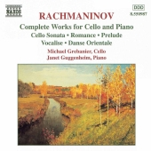 Album artwork for COMPLETE WORKS FOR CELLO AND PIANO