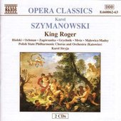Album artwork for Szymanowski: King Roger / Stryja