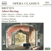 Album artwork for ALBERT HERRING