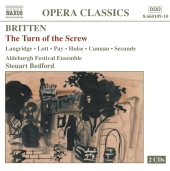 Album artwork for Britten: Turn of the Screw (Bedford)
