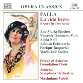 Album artwork for FALLA - LA VIDA BREVE