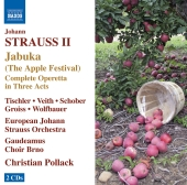 Album artwork for J.STRAUSS II: JABUKA
