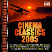 Album artwork for CINEMA CLASSICS 2005