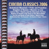 Album artwork for CINEMA CLASSICS 2006
