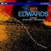 Album artwork for ROSS EDWARDS: ORCHESTRAL WORKS