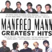 Album artwork for Manfred Mann - Greatest Hits