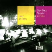 Album artwork for STAN GETZ QUARTET IN PARIS