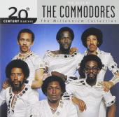 Album artwork for Best Of The Commodores, The - 20th Century Masters