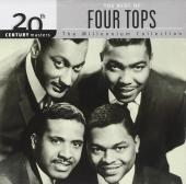 Album artwork for BEST OF THE FOUR TOPS