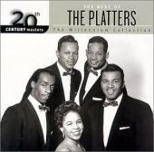 Album artwork for The Platters: The Millennium Collection