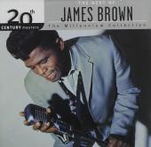Album artwork for James Brown: The Millennium Collection