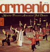 Album artwork for Armenia: Monitor presents Armenian Folk Dances