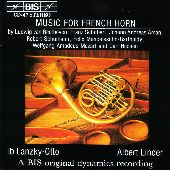 Album artwork for Music for French Horn