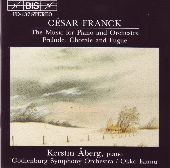 Album artwork for Franck - Music for Piano and Orchestra