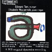 Album artwork for 20th Century works for Trumpet and Keyboard (Tarr)