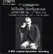 Album artwork for Stenhammar : Symphony No. 1 (Jarvi)