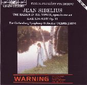 Album artwork for Sibelius - The Maiden in the Tower