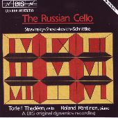 Album artwork for Torleif Thedeen: The Russian Cello