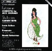 Album artwork for Farberman: Concerto / Shchedrin: Carmen Suite