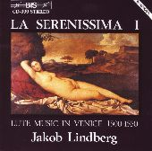 Album artwork for La Serenissima I - Lute Music in Venice 1500 - 155