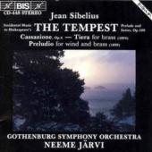 Album artwork for Sibelius - The Tempest, Prelude and Suites, Op.109