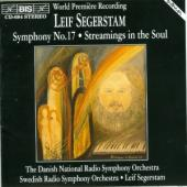 Album artwork for Segerstam - Symphony No.17  World Premiere Recor