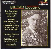 Album artwork for Lecuona: The Complete Piano Music - Volume 2