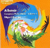 Album artwork for Alb�niz - Complete Piano Music, Vol. 1