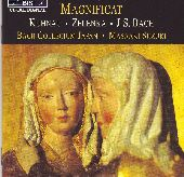 Album artwork for J. S. Bach, Kuhnau, Zelenka - MAGNIFICAT