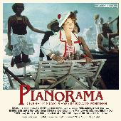 Album artwork for PIANORAMA: CINEMATIC MUSIC PLAYED BY ROLAND PONTIN