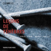 Album artwork for Couperin: Lecons De Tenebres / Daniel Taylor