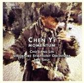 Album artwork for Chen Yi: Momentum / Shui, Lin, Hou, Marshall