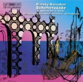 Album artwork for Rimsky-Korsakov - Scheherazade  Marcus Gundermann