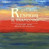 Album artwork for IL TRAMONTO / STRING QUARTET IN D MINOR / QUARTETT