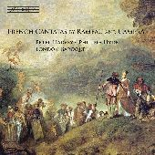 Album artwork for Rameau/Campra: French Cantatas (London Baroque)