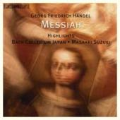Album artwork for HANDEL: MESSIAH (HIGHLIGHTS - Suzuki)
