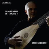 Album artwork for Weiss: Lute Music Vol. 2 (Lindberg)