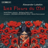 Album artwork for Lokshin: Les Fleurs du Mal