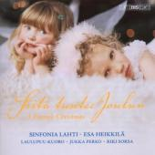 Album artwork for Sinfonia Lahti: A Finnish Christmas