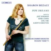 Album artwork for Sharon Bezaly: Pipe Dreams