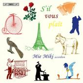 Album artwork for S'il vous plaît - virtuoso accordion miniatures