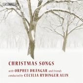 Album artwork for Christmas Songs with Orphei Drangar