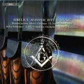 Album artwork for Sibelius - Masonic Ritual Music